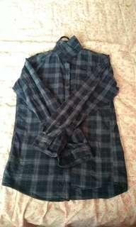 long sleeve collar shirt