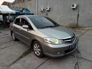 Honda city idsi at 2007