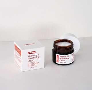 READY STOCKS | By Wishtrend Vitamin 75 Maximizing Cream
