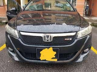 Honda stream rsz rn6 for sale