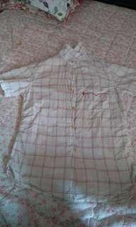 levis short sleeve shirt