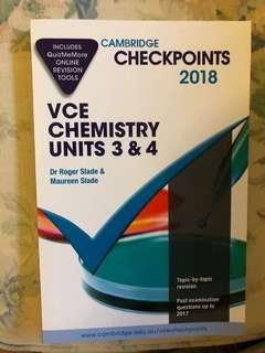 Cambridge Units 3/4 Chemistry Checkpoints
