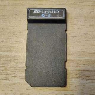 SD Link 11g Wireless Card
