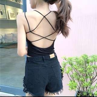 🚚 BN Strappy Back Camisole Top