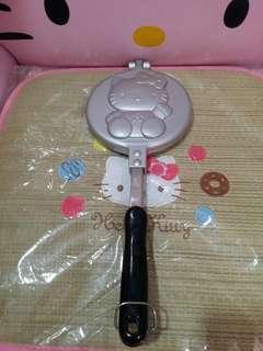 Kitty pancake pan