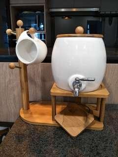 Water Dispenser / Jar with Tap