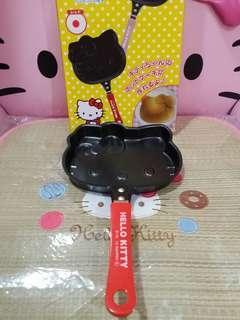 Kitty frying pan