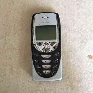 Nokia 6510,  not Iphone or Samsung . not working HP for collector