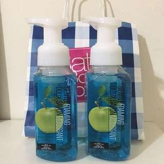 Brand New Bath and Body Works Beautiful Day Gentle Foaming Hand Soap