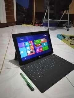 Tablet Microsoft surface rt 32 GB mulus