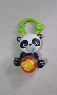 Fisher Price - Hanging Panda Roll