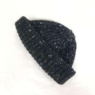 Two-Tone Beanie Hat