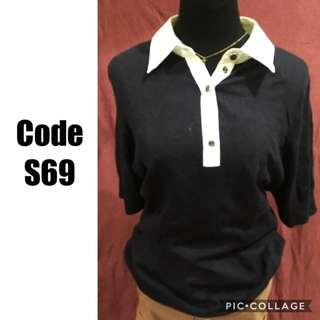 Knitted Sweater S69