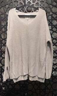 Cotton On Knitted Pullover (SIZE M)