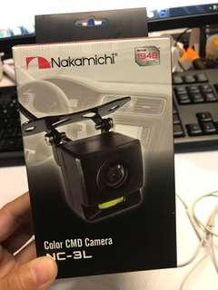 Nakamichi NC-3L Rear View Color CMD Camera