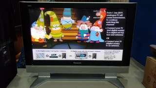 Panasonic Plasma TV 37 inch