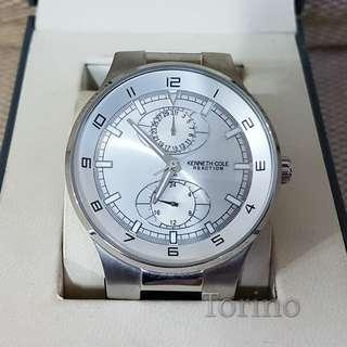Kenneth Cole Reaction KC 1307 Stainless Steel Men's Watch