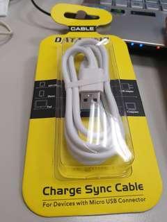 MICRO USB_TYPE-C充電線傳輸線