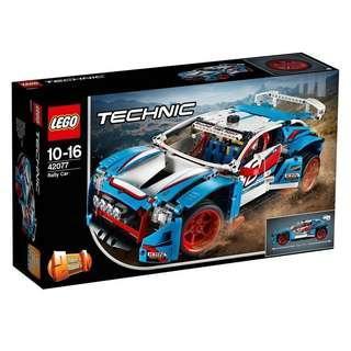 Lego® Technic 42077 Rally Car