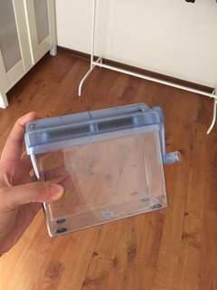 Mini Manual Paper Shredder