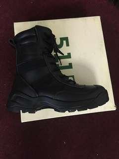5.11 combat boot