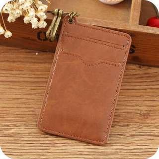 🚚 Minimalist Leather Wallet