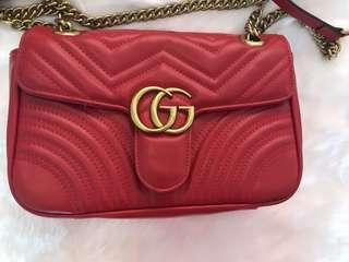 $uper $ale Gucci Mormont Matelasse Shoulder Bag