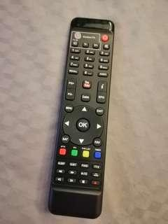 Freesat Remote Control
