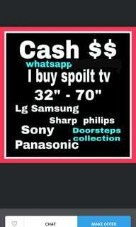 Buy all spoilt tv amplifier laptop at high price