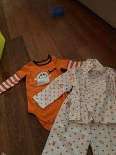 Free baby's clothing
