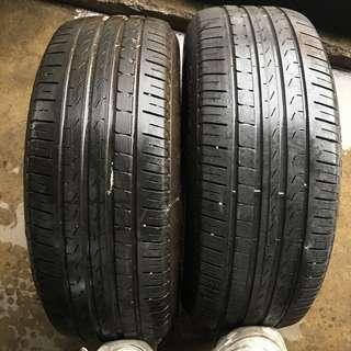 Pirelli P7 Cinturato Runflat