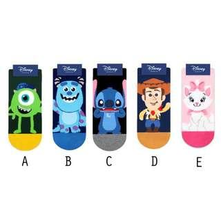 T92 Disney Pixar Socks