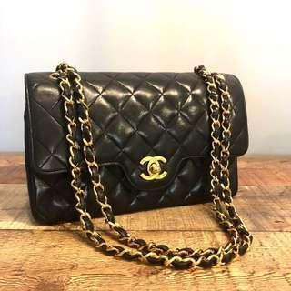 RESERVED Authentic Chanel Rare Exclusive Classic Flap