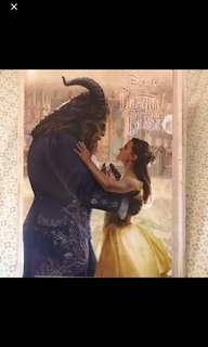 🌹Beauty & The Beast Folder 美女與野獸文件封套 🌹