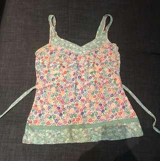 Brand New Pretty Floral Sweet Top *Premium Quality*