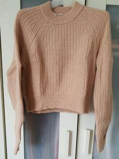 Wool sweater by uniqlo