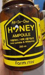 All in one Honey Ampoule