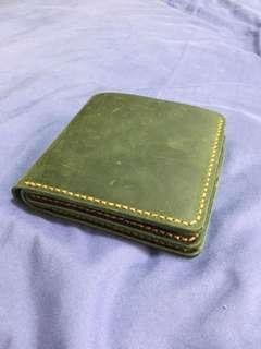 🚚 Green wallet