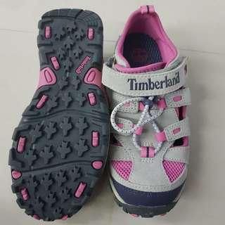 Timberland for girl 6 to 12 yr size US1 eur32.5