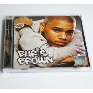 Chris Brown : Chris Brown CD (2006)