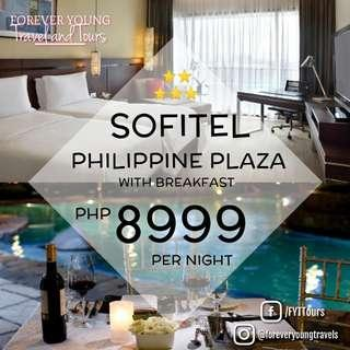SOFITEL PHILIPPINE PLAZA STAYCATION