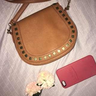 Brown Handbag (US imported)