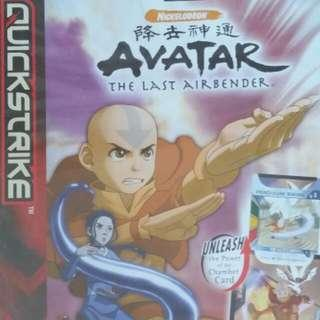 Vintage Collectible AVATAR The Last Airbender (Starter Pack)