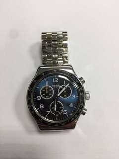 Swatch 計時石英錶(ETA v8石英機芯)