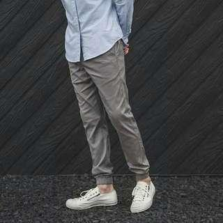 MENS JOGGETN DENIM PANTS