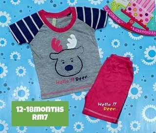 Baby Wear 12-18m