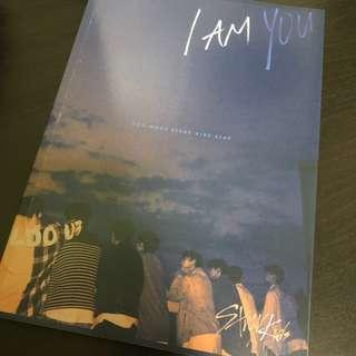 Stray Kids I am YOU YOU Version Album + Changbin 3rd Page