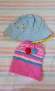 Preloved Baby hats