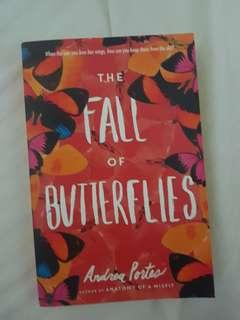 The Fall of Butterflies-Andrea Portes