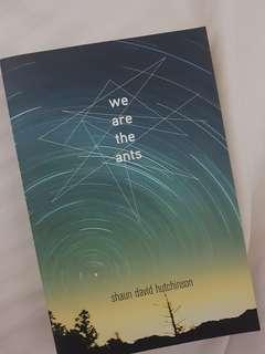 We Are The Ants-Shaun David Hutchinson